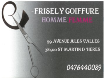 Frisely Coiffure